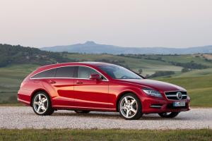 Picture of CLS 500 4Matic Shooting Brake