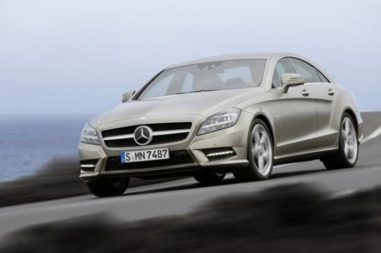 Image of Mercedes-Benz CLS 500 BlueEFFICIENCY