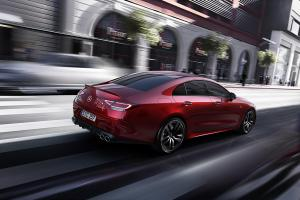 Picture of Mercedes-Benz CLS 53 AMG (C257)