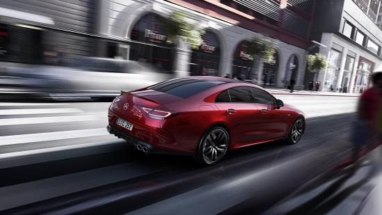 Image of Mercedes-Benz CLS 53 AMG