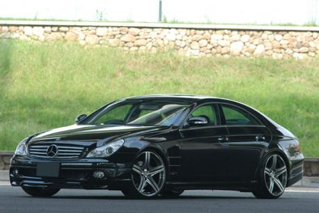 cls amg 55 0-60