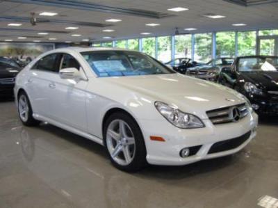 Image of Mercedes-Benz CLS 550