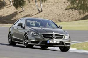 Photo of Mercedes-Benz CLS 63 AMG