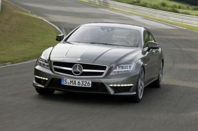 Image of Mercedes-Benz CLS 63 AMG