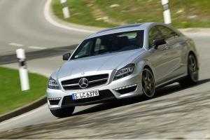 Photo of Mercedes-Benz CLS 63 AMG Perfromance Package