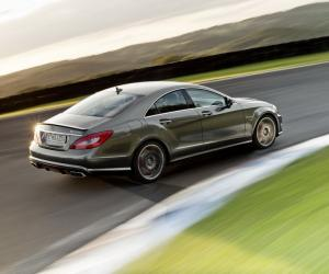 Picture of CLS 63 AMG Perfromance Package