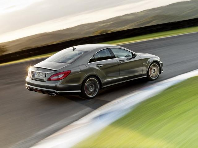 Image of Mercedes-Benz CLS 63 AMG Perfromance Package