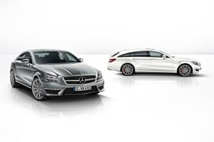 Picture of Mercedes-Benz CLS 63 AMG S-Model