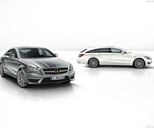 Picture of CLS 63 AMG S-Model