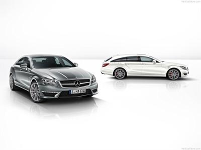 Image of Mercedes-Benz CLS 63 AMG S-Model
