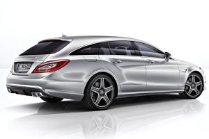 Picture of Mercedes-Benz CLS 63 AMG Shooting Brake