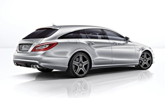 Image of Mercedes-Benz CLS 63 AMG Shooting Brake