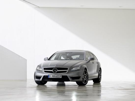 Image of Mercedes-Benz CLS 63 AMG Shooting Brake