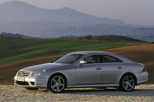 Picture of Mercedes-Benz CLS 63 AMG
