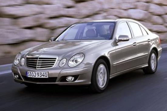 Image of Mercedes-Benz E 200 K