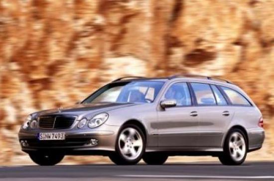 Image of Mercedes-Benz E 200 K Combi
