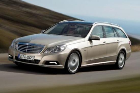 Image of Mercedes-Benz E 220 CDI T
