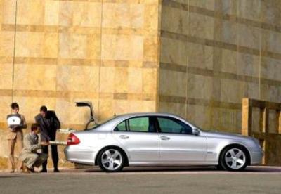 Image of Mercedes-Benz E 220 CDI