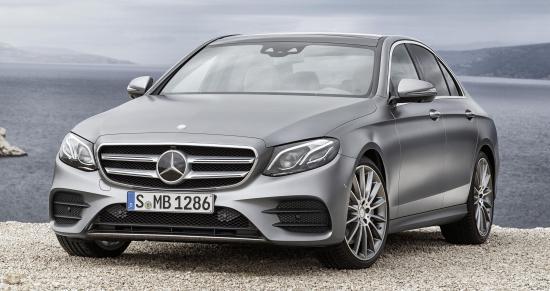 Image of Mercedes-Benz E 220 D