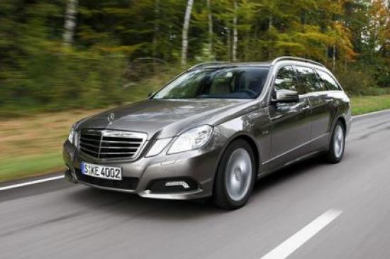 Image of Mercedes-Benz E 250 CDI T