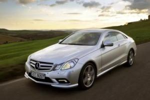 Picture of Mercedes-Benz E 250 CGI B.E. Coupe