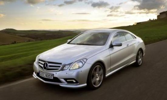 Image of Mercedes-Benz E 250 CGI B.E. Coupe