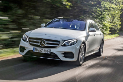 Image of Mercedes-Benz E 300 d