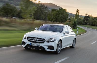 Image of Mercedes-Benz E 300 de EQ-Power