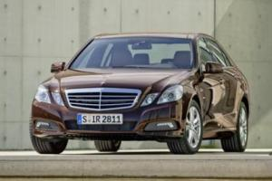 Picture of Mercedes-Benz E 350 CDI BlueEFFICIENCY