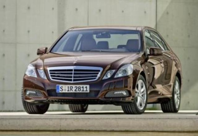 Image of Mercedes-Benz E 350 CDI BlueEFFICIENCY