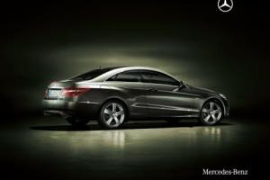 Picture of Mercedes-Benz E 350 CDI Coupe