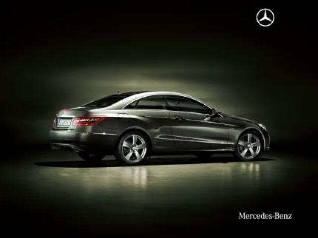 Image of Mercedes-Benz E 350 CDI Coupe