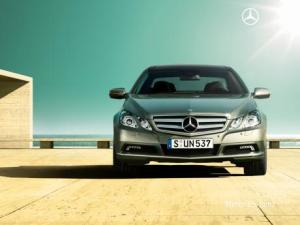 Photo of Mercedes-Benz E 350 CDI Coupe