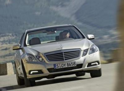Image of Mercedes-Benz E 350 CGI