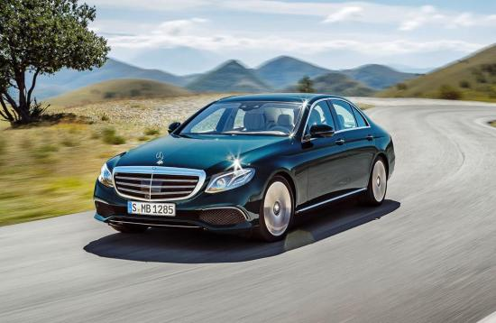 Image of Mercedes-Benz E 350 D