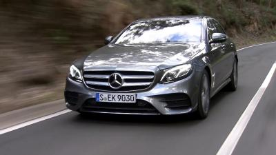 Image of Mercedes-Benz E 400 4Matic