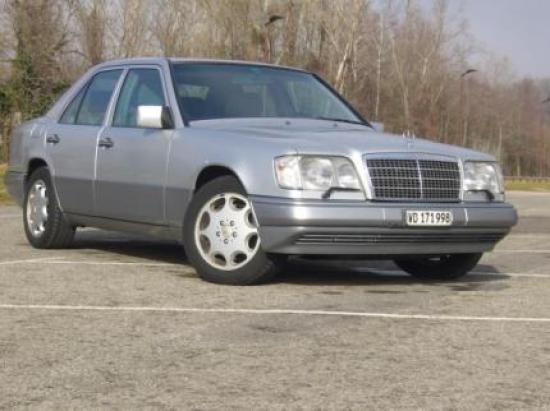 Image of Mercedes-Benz E 420