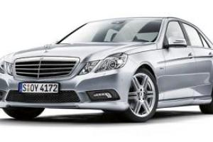 Picture of Mercedes-Benz E 500