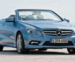 Picture of Mercedes-Benz E 500 Cabriolet