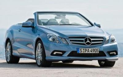 Image of Mercedes-Benz E 500 Cabriolet