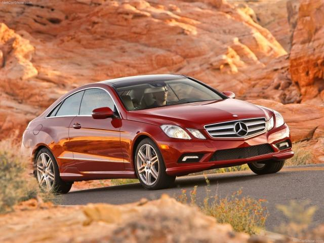 Image of Mercedes-Benz E 500 Coupe