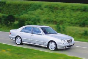 Picture of Mercedes-Benz E 55 AMG (W210)