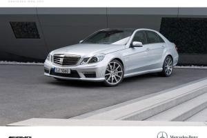 Picture of Mercedes-Benz E 63 AMG (facelift)