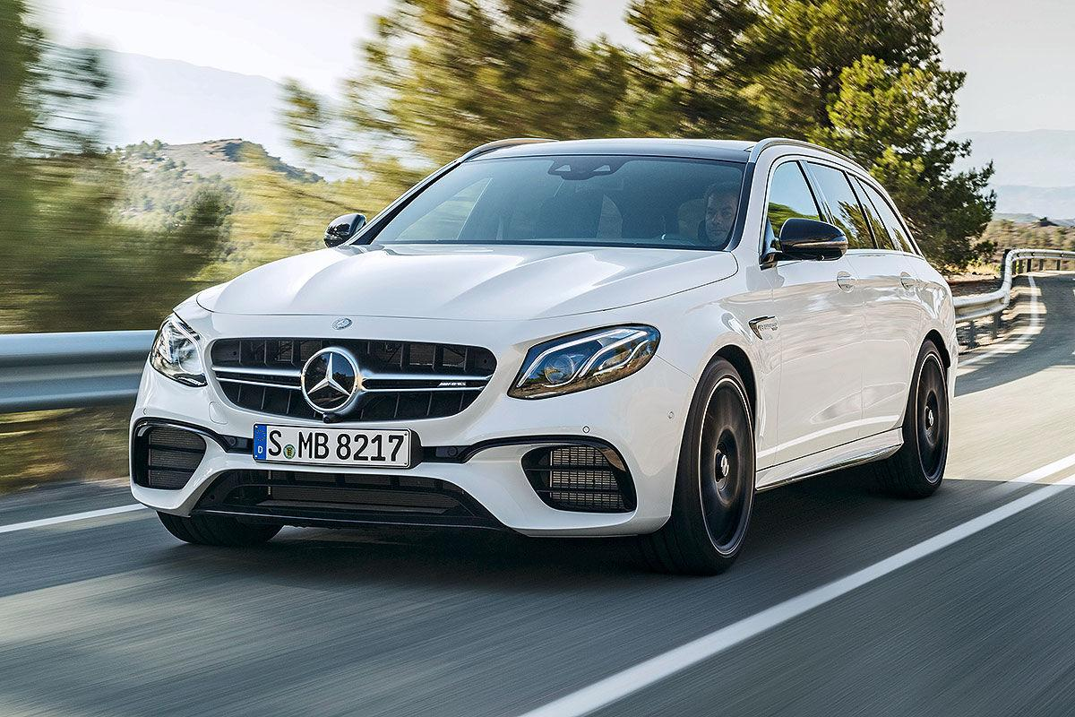 200 Kph To Mph >> Mercedes-Benz E 63 AMG S 4Matic+ T S213 laptimes, specs ...