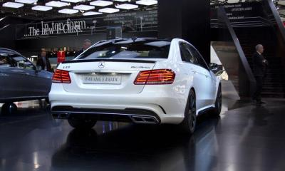 Image of Mercedes-Benz E 63 AMG S