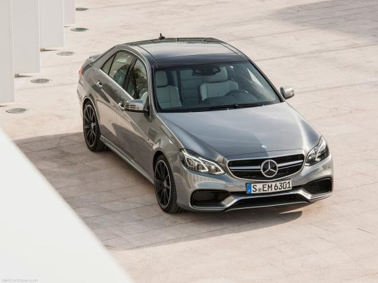 Image of Mercedes-Benz E 63 AMG S