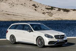 Picture of Mercedes-Benz E 63 AMG S T-Modell