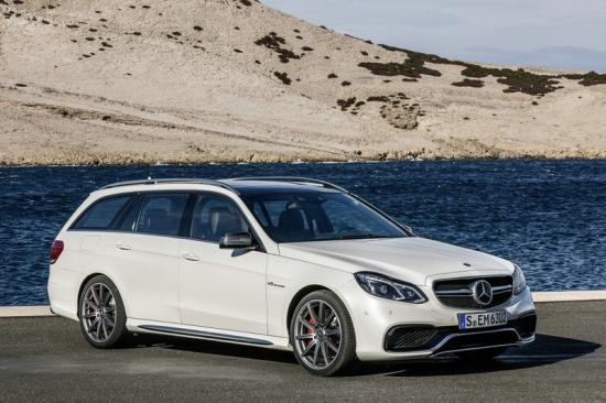 Image of Mercedes-Benz E 63 AMG S T-Modell