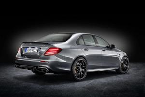 Picture of Mercedes-Benz E 63 AMG S 4Matic+ (W213)