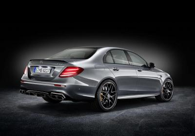 Image of Mercedes-Benz E 63 AMG S 4Matic+